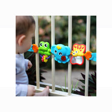 Load image into Gallery viewer, [Playgro] Travel Trio Musical Pram Tie (Age 0m+)