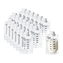 Load image into Gallery viewer, [Tommee Tippee] Express & Go Breast Milk Pouches - Not Too Big