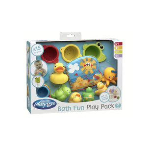 [Playgro] Bath Fun Gift Pack (Age 3m+)