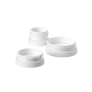 [Tommee Tippee] Express & Go Breast Pump Adapter Set - Not Too Big