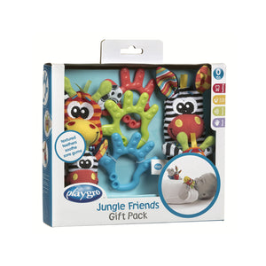[Playgro] Jungle Friends Gift Pack (Age 0m+)