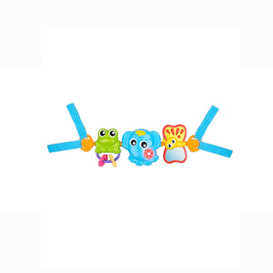 [Playgro] Travel Trio Musical Pram Tie (Age 0m+)