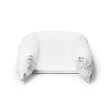 Load image into Gallery viewer, [DockATot] Pristine White Grand Dock Spare Covers (baby 9-36 months) - Not Too Big