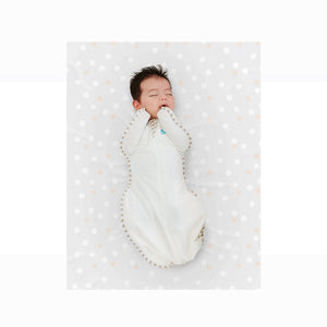 [Love To Dream] Swaddle UP Organic (Stage 1) - Cream