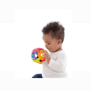 [Playgro] Shake Rattle And Roll Ball (Age 6m+)
