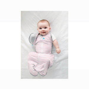 [Love To Dream] Swaddle UP Transition Bag Original (Stage 2) - Pink