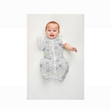 Load image into Gallery viewer, [Love To Dream] Swaddle UP Transition Bag Bamboo Lite (Stage 2) - White Print