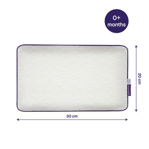 [Clevamama] ClevaFoam Pram Pillow - Not Too Big (Dimensions)
