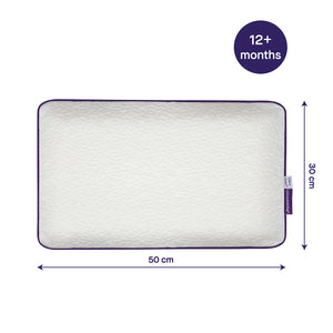 [Clevamama] ClevaFoam Toddler Pillow - Not Too Big (Dimensions)
