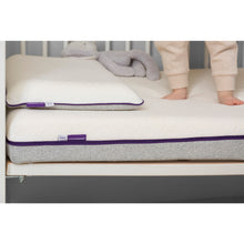 Load image into Gallery viewer, [Clevamama] ClevaFoam Support Mattress - Increased Airflow - Not Too Big