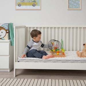 [Clevamama] ClevaFoam® Pocket Sprung Baby Mattress (0 months and above)