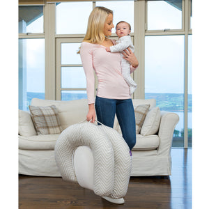 How to carry the [Clevamama] Mum2Me Maternity Pillow & Sleep Pod - Not Too Big