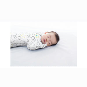 [Love To Dream] Swaddle UP Bamboo Lite (Stage 1) - White