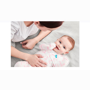 [Love To Dream] Swaddle UP Bamboo Lite (Stage 1) - Pink