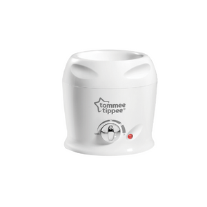 [Tommee Tippee] Baby Food & Bottle Warmer with Tray - Not Too Big (White)