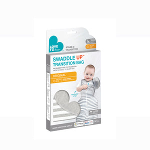 [Love To Dream] Swaddle UP Transition Bag Original (Stage 2) - Grey