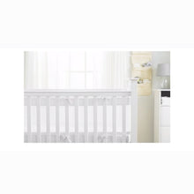Load image into Gallery viewer, [Breathable Baby] Airflow Baby Cot Liner 35cm - White