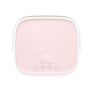 59s UV sterilizer box in pink on top view