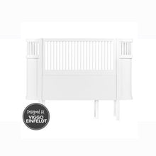 Load image into Gallery viewer, [Sebra] Sebra Bed, Baby & Jr (Assorted Colours)