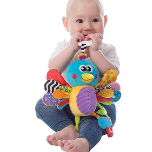 [Playgro] Activity Friend Buzz The Hummingbird (Age 0+) - Not Too Big