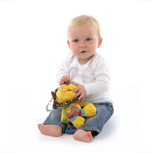 [Playgro] Activity Friend Roary Lion (Age 0+) - Not Too Big