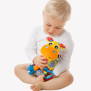 [Playgro] Activity Friend Jerry Giraffe (Age 0+) - Not Too Big