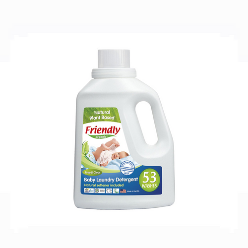 [Friendly Organics] Baby Liquid Detergent - Not Too Big