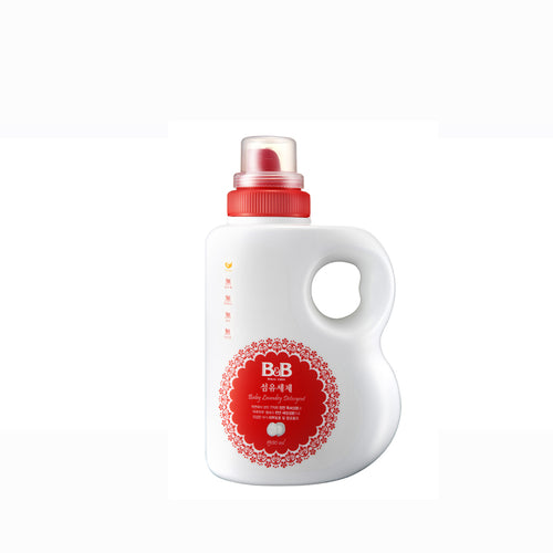 B&B laundry detergent safe for baby clothes