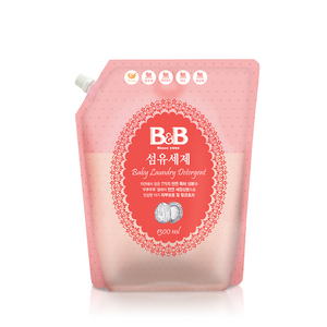 B&B detergent refill safe for baby clothes | Not Too Big Online Store
