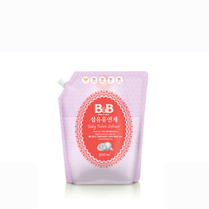 B&B baby clothes softener in Bergamot for refill | Not Too Big Online Store