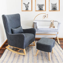 Load image into Gallery viewer, [Babyhood] Valencia Rocking Chair - Not Too Big