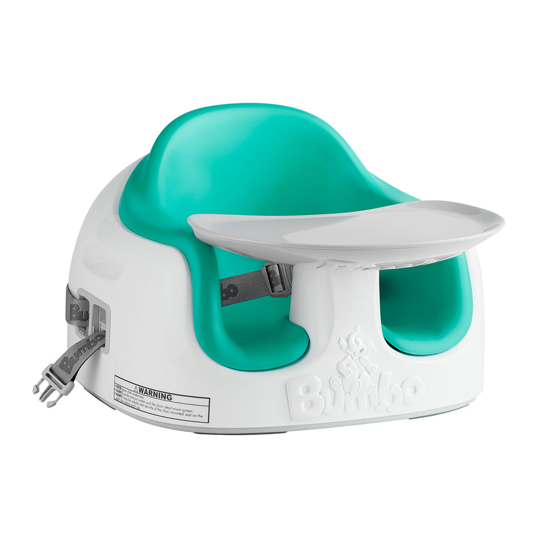 Bumbo multi seat in Aqua | Not Too Big Store