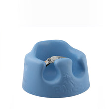 Load image into Gallery viewer, Bumbo baby sit up chair in powder blue at Not Too Big Online Store