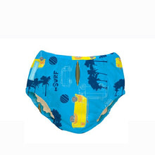 Load image into Gallery viewer, [Charlie Banana] Swim Diaper & Training Pants - Not Too Big (Malibu with Snaps)