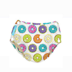[Charlie Banana] Swim Diaper & Training Pants - Not Too Big (Delicious Donuts)