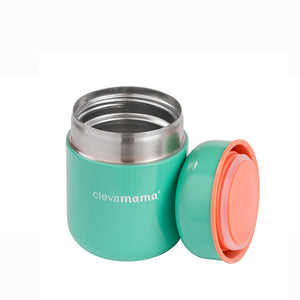[Clevamama] 8 Hour Food Flask - Not Too Big