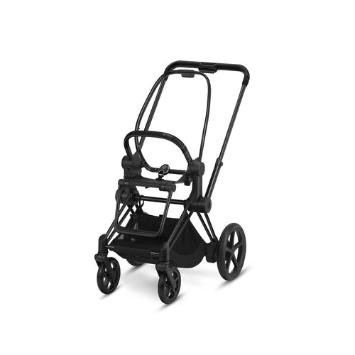 [Cybex] ePRIAM Frame & Seat Hardpart RBA - Not Too Big (Matte Black)