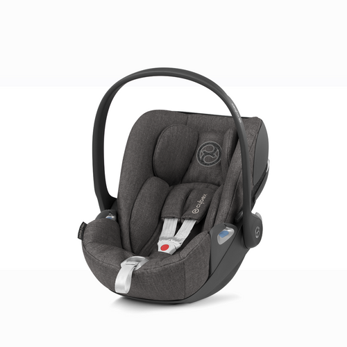 [Cybex] Cloud Z i-Size Plus - Not Too Big (Manhattan Grey)