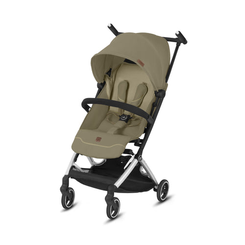 [GB] Pockit+ All City - Not Too Big (Vanilla Beige Baby Stroller)