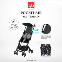 Load image into Gallery viewer, [GB] Pockit Air All-Terrain - Not Too Big (Velvet Black) Product Highlights