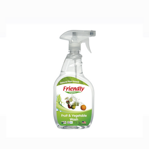 [Friendly Organics] Fruit & Vegetable Wash - Not Too Big