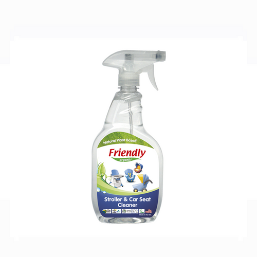 [Friendly Organics] Stroller & Car Seat Cleaner - Not Too Big