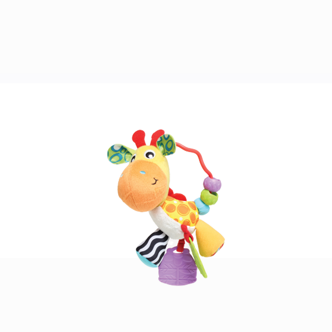 [Playgro] Giraffe Activity Rattle (Age 3m+) - Not Too Big