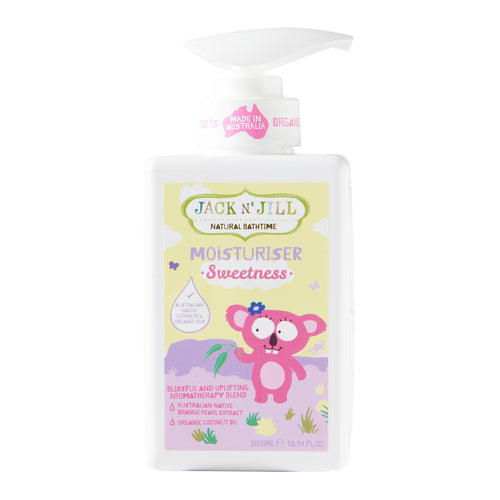 [Jack N' Jill] Moisturizer (Assorted) 300ml - Not Too Big (Sweetness)