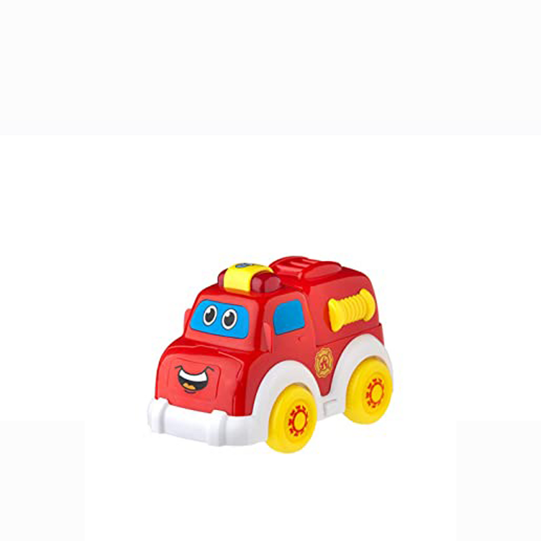 [Playgro] Lights and Sounds Fire Truck (Age 12m+) - Not Too Big