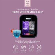 Load image into Gallery viewer, [LoveAmme] LoveClean Pro UV Sterilizer - Not Too Big