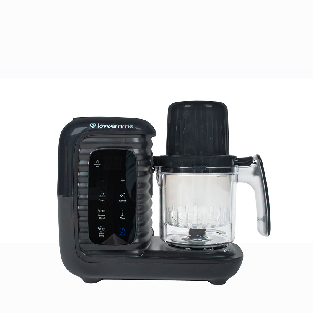 [LoveAmme] LoveCook Pro 7-in-1 Baby Food Processor - Not Too Big