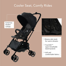 Load image into Gallery viewer, [Mimosa] Cabin City Baby Stroller - Not Too Big (Product Highlights)