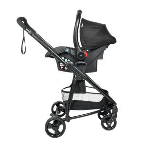 [Mimosa] Suites Seat & Bassinet Stroller - Not Too Big (Grey)