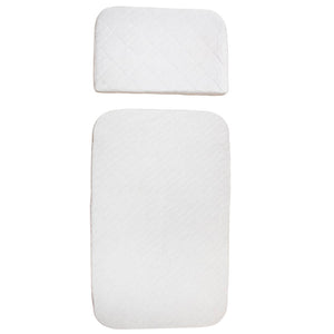 [Sebra] Sebra Bed, Baby & Jr Cot Mattress - Not Too Big